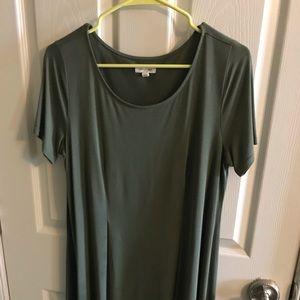 Green Urbanfitters Sun Dress